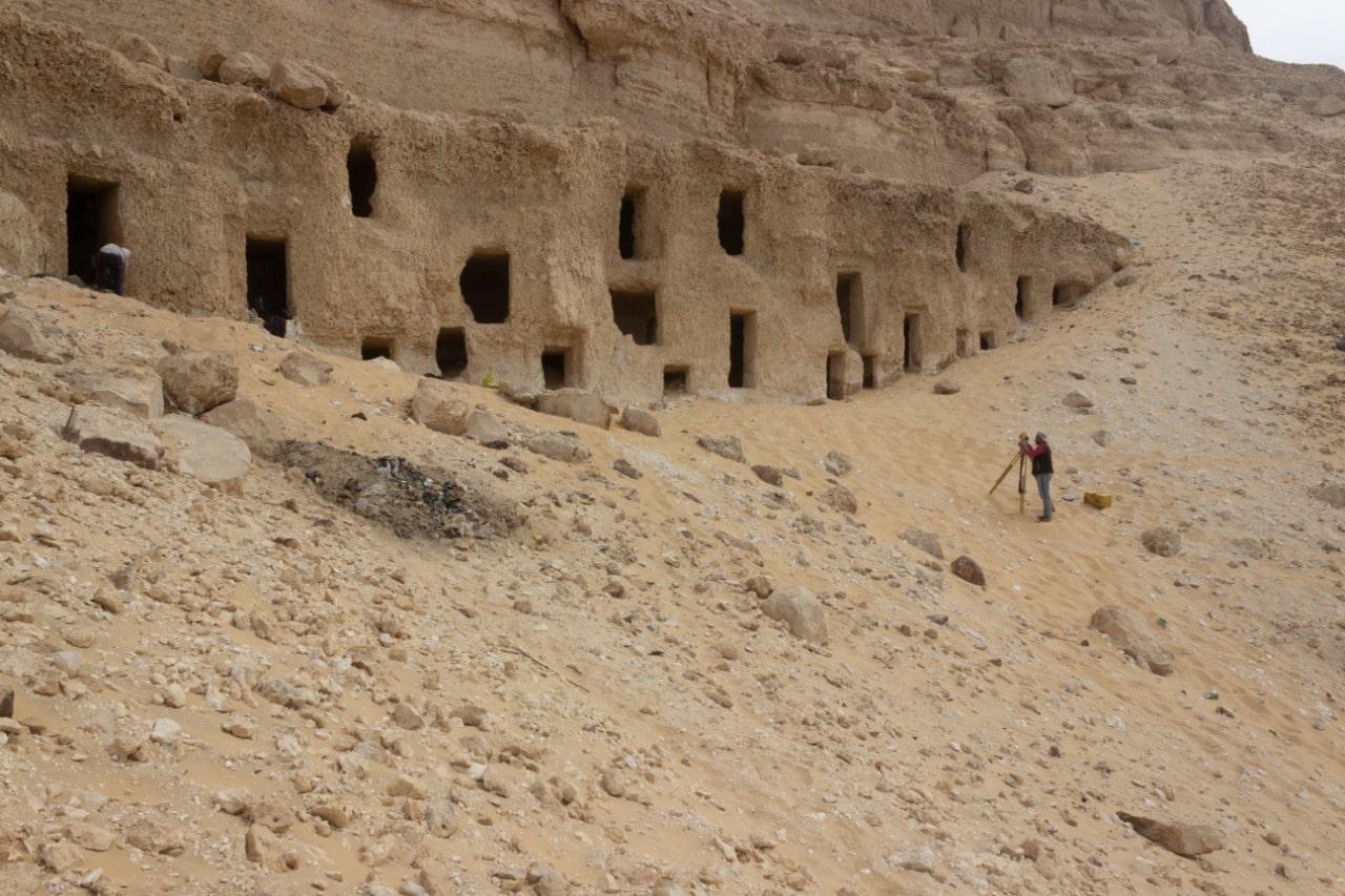 el Hamidiye nekropolü