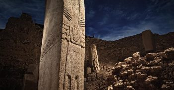 gobeklitepe P18 Monoliti (steli)