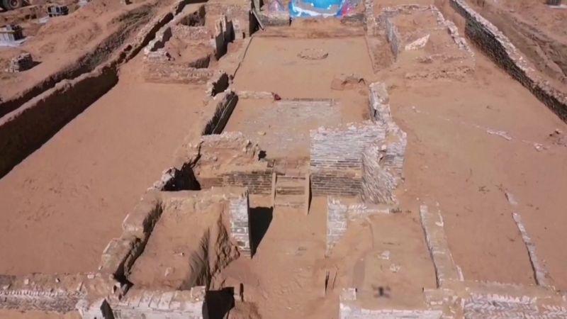 Çin Seddi yakınlarında bulunan Antik Kale