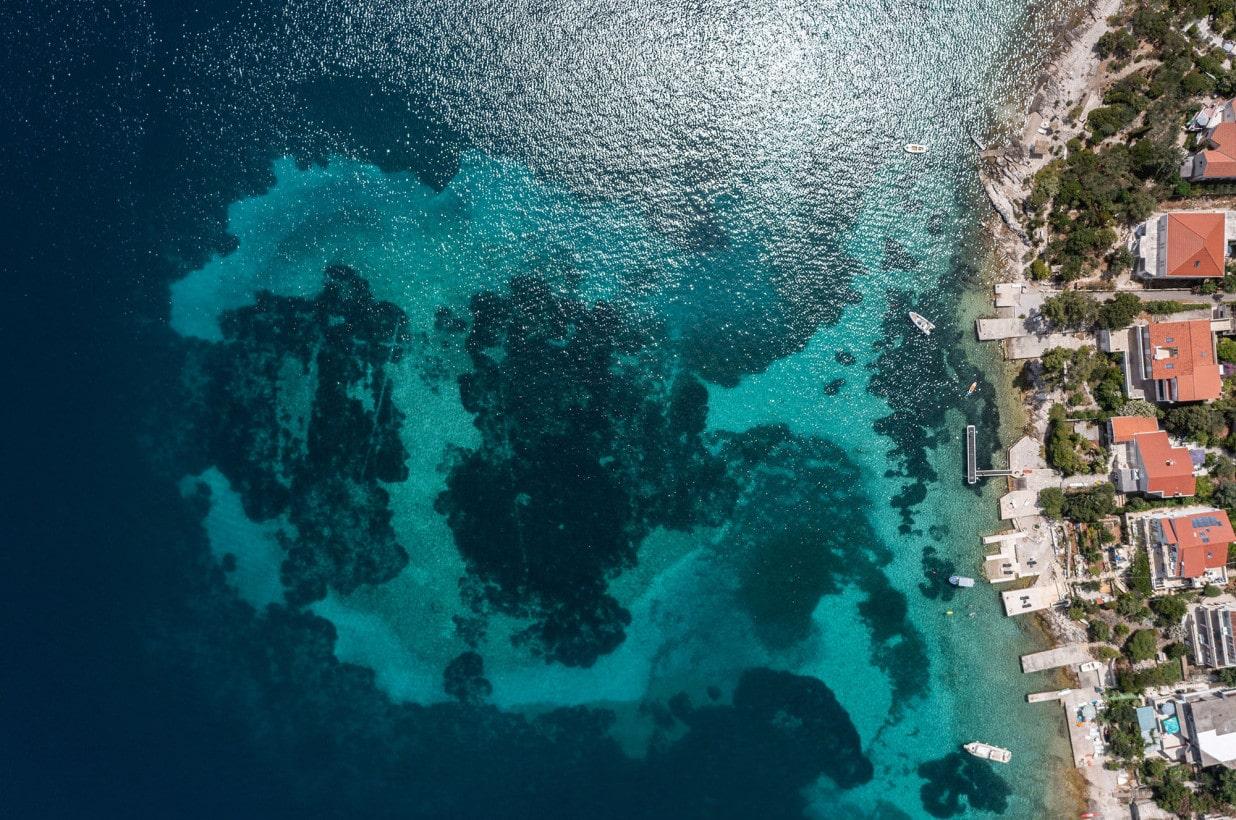 Hırvat Kıyılarında neolitik yerleşim bulundu