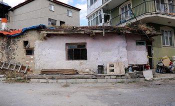 Kaçak kazı yapılan evin altında yer altı şehri ortaya çıktı
