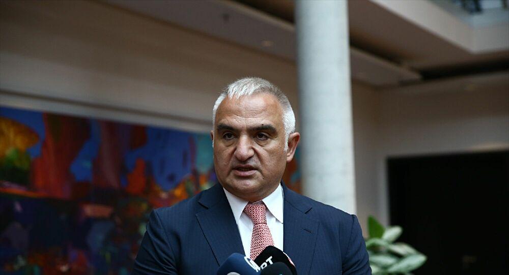Kültür ve Turizm Bakanı Mehmet Nuri Ersoy, Göbeklitepe bölgesinde 11 yeni tepe daha bulunduğunu açıkladı.