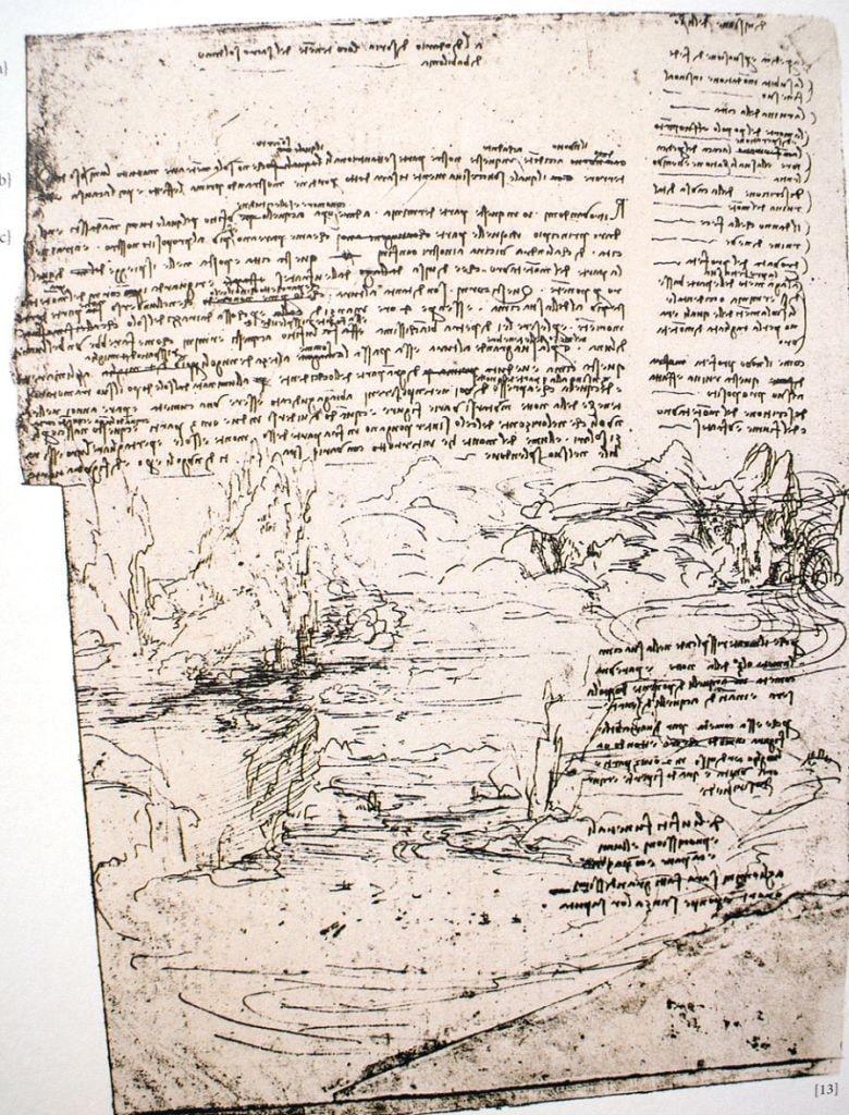 Leonardo Da Vinci'nin Adana gezi notları