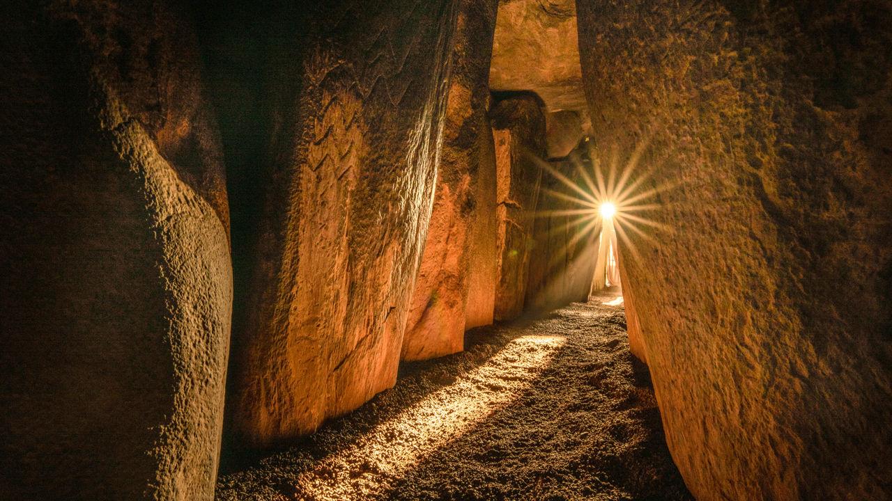 Newgrange winter
