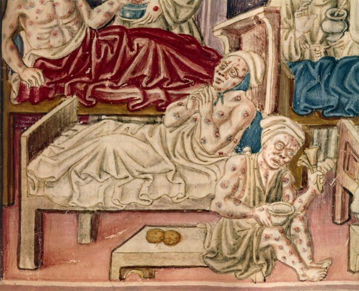 14. yüzyılda görülen veba salgı