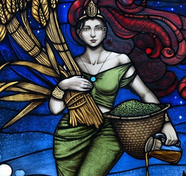 Sümer Bira Tanrıçası Ninkasi