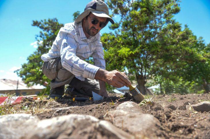 Tozkoparan Höyüğü kazı çalışmaları başlıyor