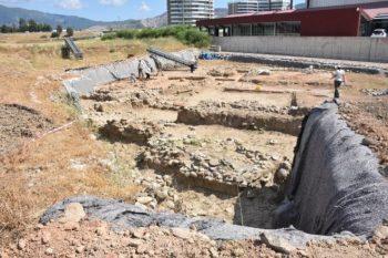 Yassıtepe Höyüğü Yeşilova Höyüğü kazıları_İzmir