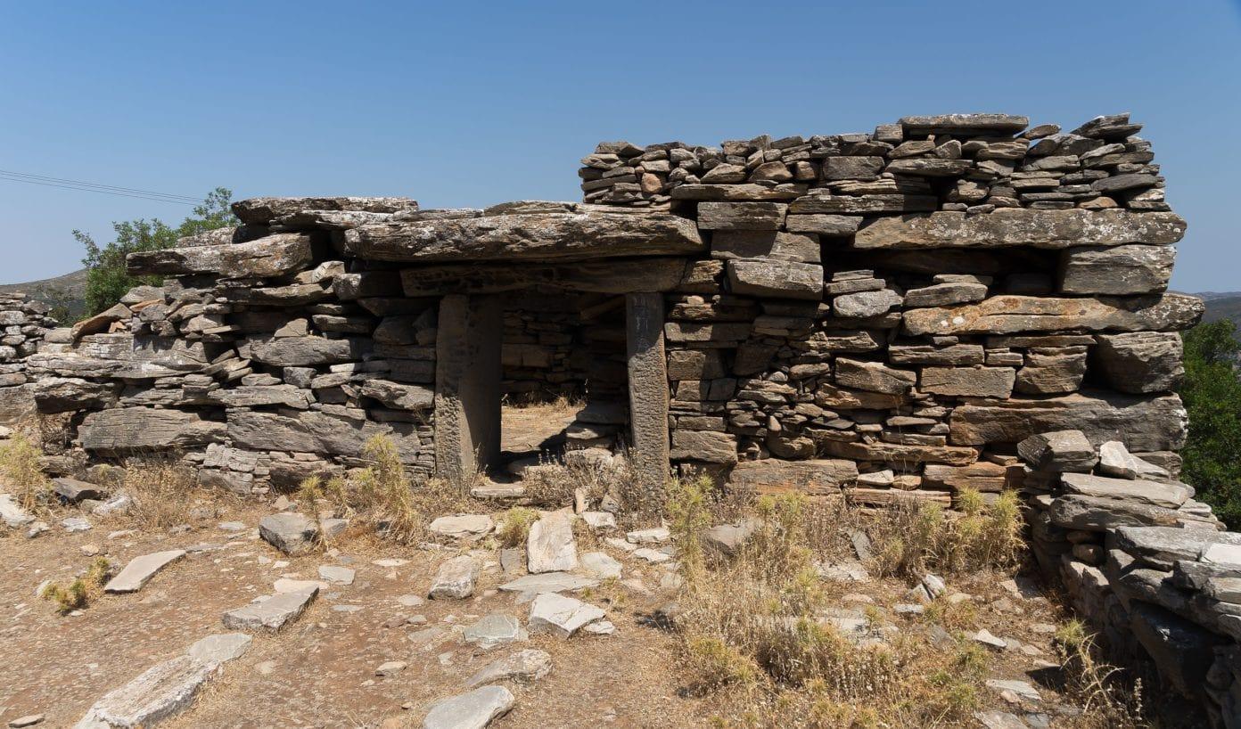 Antik Yunan Ejderha Evleri