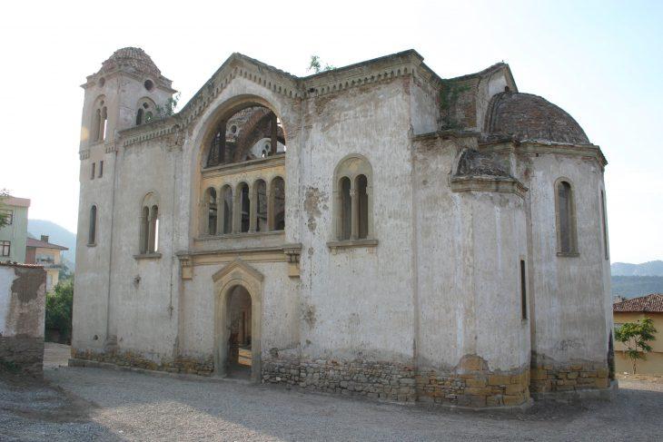 Bilecik Osmaneli Aya Yorgi Kilisesi