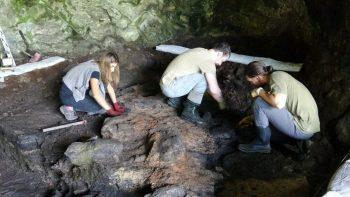 İnönü-Mağarası-arkeolojik-kazı-çalışması