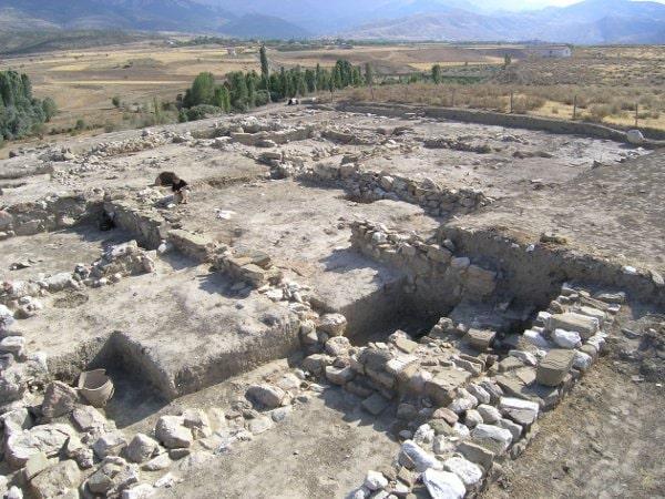 Porsuk Höyük (Zeyve Höyük) kazıları