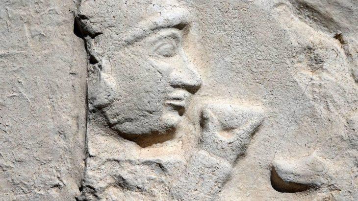 Şamuha Kenti Tanrıçası İştar tapınağı