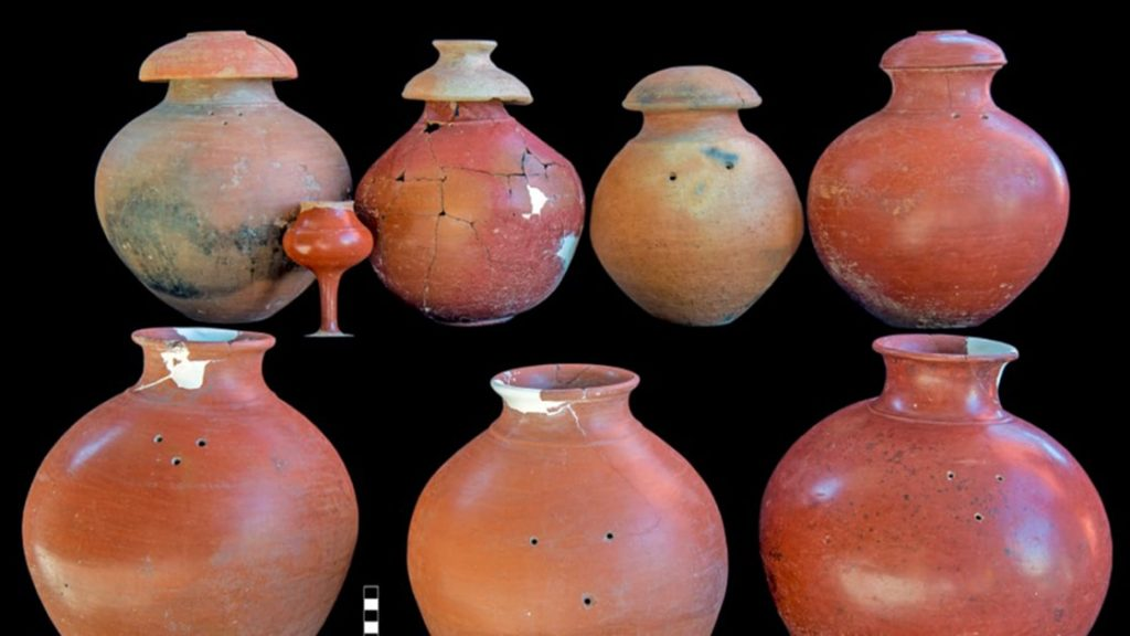 Urartularda Urne mezarlar