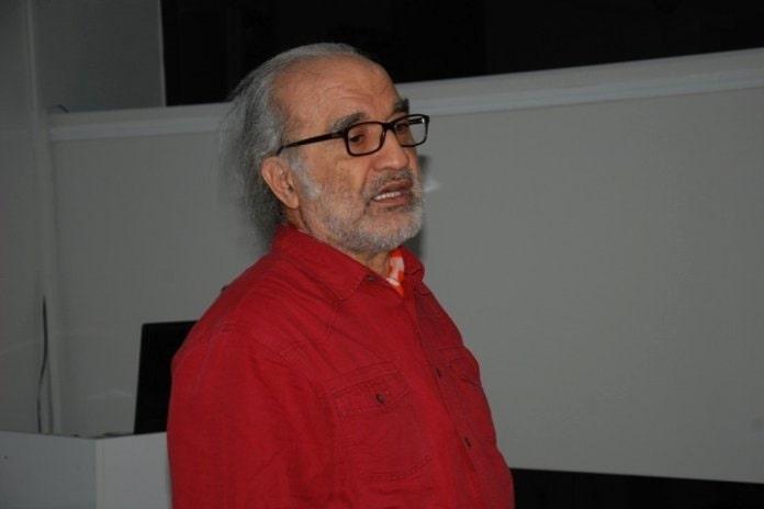 Altınoran Düşünce ve Sanat Derneği Başkanı Haluk Uygur
