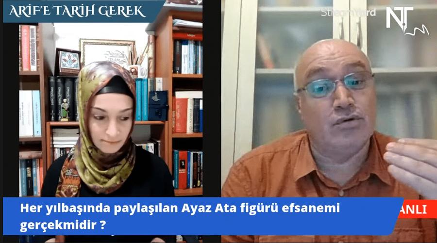 Arif'e Tarih Gerek Youtube programı_Ahmet Taşağıl