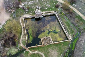 Eflatunpınar Hitit Su Anıtı Bakımsız Durumda