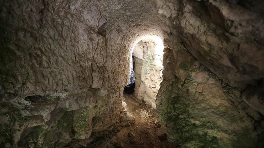 Miletos Antik Kenti Kutsal Mağarası