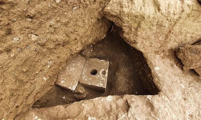 Birinci Tapınak Dönemine ait özel tuvalet ortaya çıkarıldı
