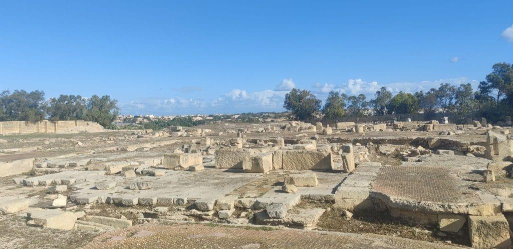 Taş-Silġ'de keşfedilen Neolitik Yapı kalıntıları